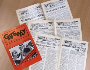 Gateway magazine articles, Winter 1975