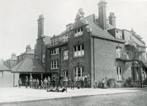 The Kitchener Memorial Home for Boys, c1920
