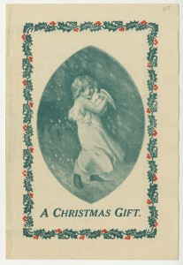 Fundraising flyer, December 1911