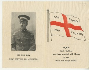 For Church and Country, October 1914
