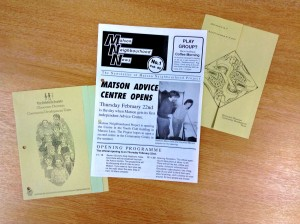 Leaflets from the Gloucestershire Diocesan Community Team, 1990 [The Children's Society Archive]