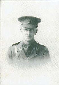 John Francis Cuthbert Bashforth. Photograph from the archives of the Queen Elizabeth Grammar School, Wakefield