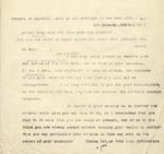 Image of Case 2 30. Letter to J.  1 January 1930  page 1