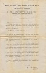 Image of Case 49 1. Application to Waifs and Strays' Society  3 June 1882  page 1