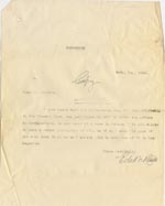Image of Case 512 9. Letter to Mr Chester 24 May 1910  page 1