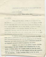 Image of Case 795 6. Letter from Revd E. Rudolf praising A. and mentioning a certificate of merit  12 April 1899  page 1