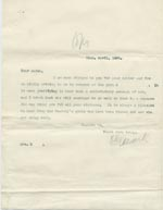 Image of Case 795 10. Letter from Revd Edward Rudolf to A's employer  22 April 1899  page 1