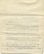 Image of Case 795 13. Letter from the Waifs and Strays' Society about A's long service  8 December 1927  page 1