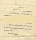 Image of Case 4171 25. Copy letter from Revd Edward Rudolf responding to Mrs B's suggestion  18 March 1901  page 1