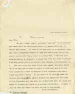 Image of Case 6001 55. Copy letter from Revd Edward Rudolf suggesting J. be placed under the care of the Poor Law authorities  21 August 1914  page 1