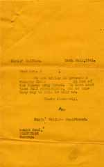 Image of Case 6024 8. Copy letter to Mrs B.  24 July 1941  page 1