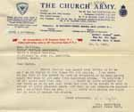 Image of Case 6024 9. Letter from the Church Army saying they have no vacancies  29 July 1941  page 1