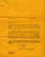 Image of Case 6024 11. Copy letter to Mrs B. letting her know about the search for a suitable home and making further suggestions of places to go for help  31 July 1941  page 1