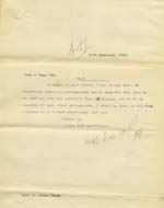 Image of Case 6334 6. Response from Revd Edward Rudolf to above letter  18 December 1903  page 1