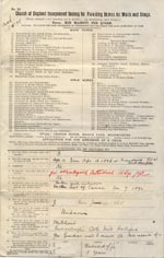 Image of Case 6458 1. Application to Waifs and Strays' Society  3 May 1898  page 1