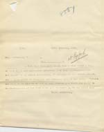 Image of Case 8587 17. Copy letter to Prebendary P. of Kensington about E.  11 January 1910  page 1