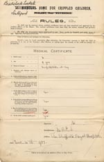 Image of Case 8650 2. Medical certificate  4 December 1901  page 1