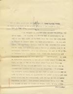 Image of Case 9288 8. Copy letter from Revd Edward Rudolf concerning G's case  27 April 1904  page 1