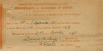 Image of Case 9635 3. Certificate of the registry of T's birth  21 October 1895  page 1
