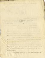 Image of Case 9635 8. Copy letter to the Dowager Lady Bromley about her maintenance contributions  3 July 1903  page 1