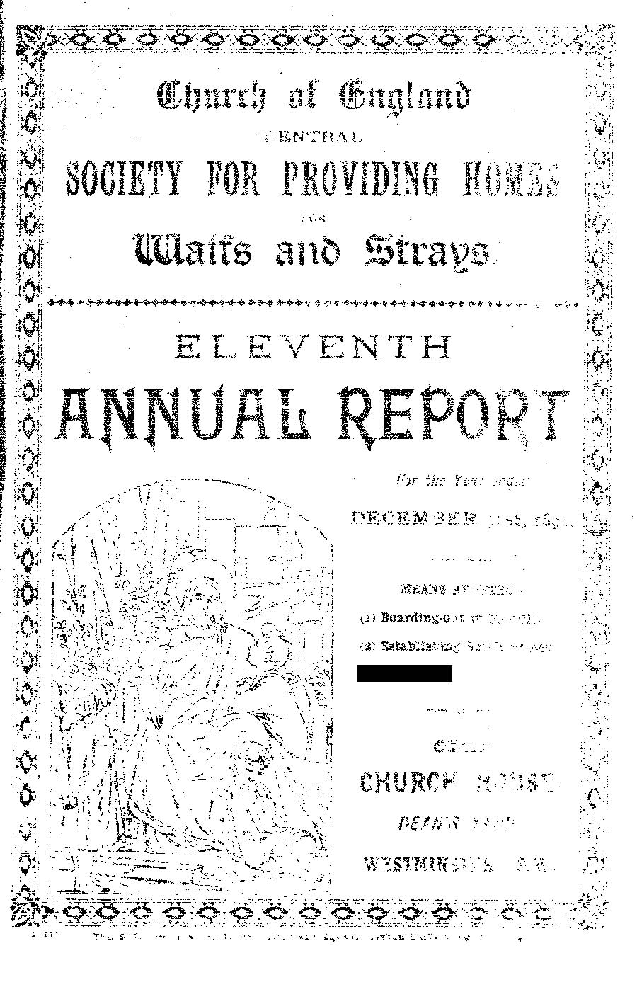 Annual Report 1891 - page 1