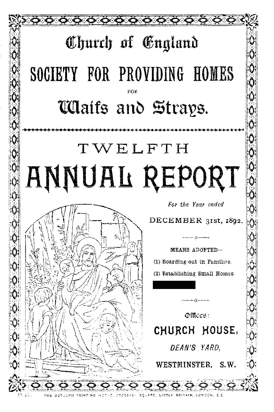 Annual Report 1892 - page 1