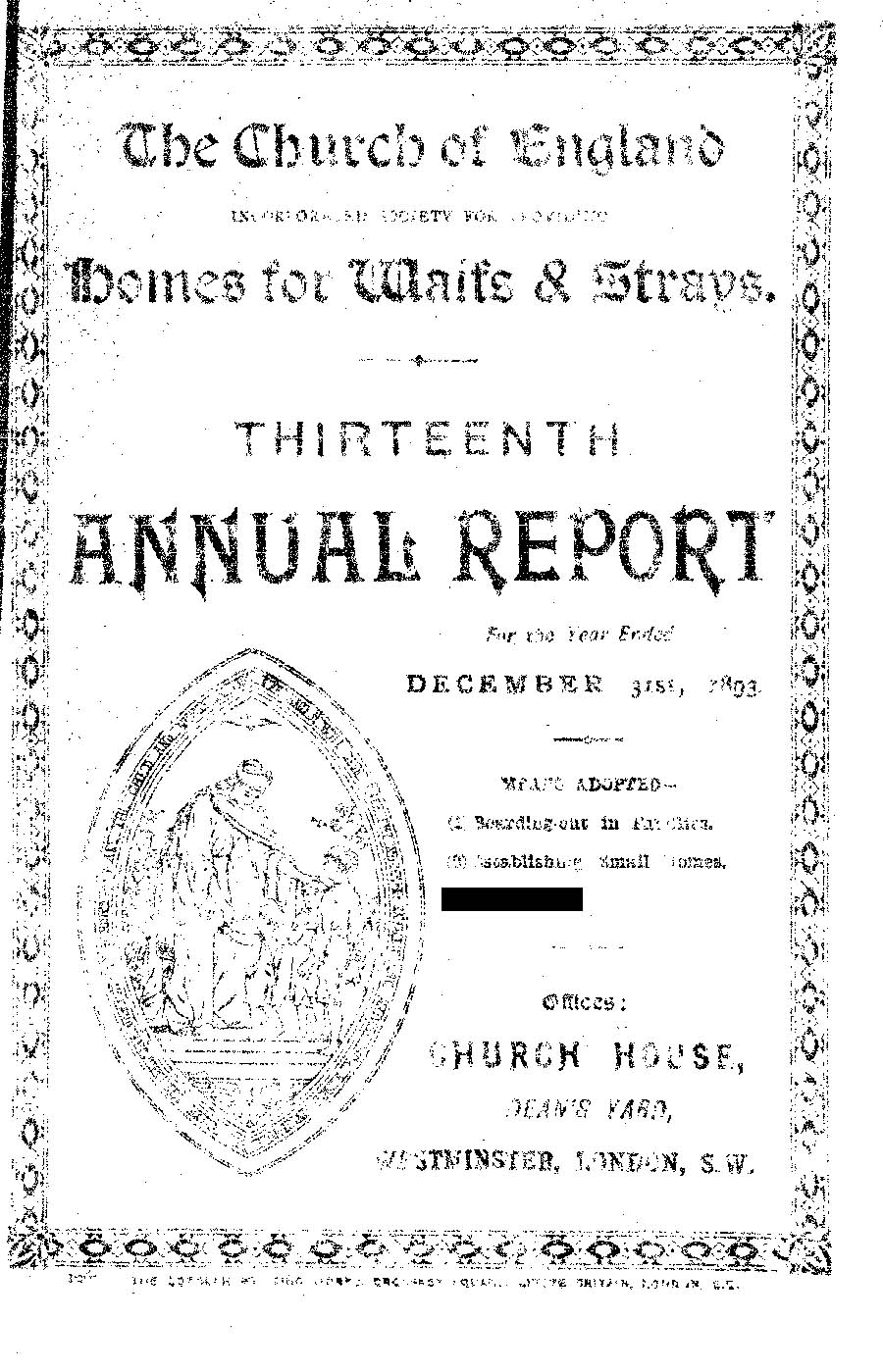 Annual Report 1893 - page 1