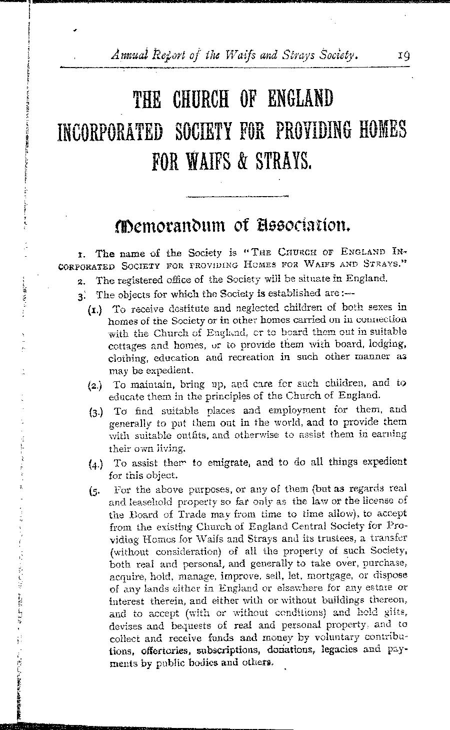 Annual Report 1896 - page 1