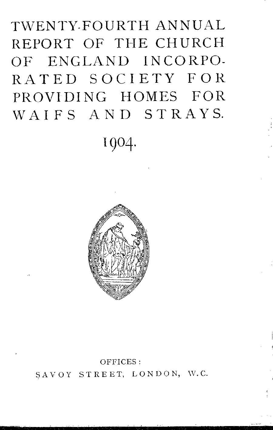 Annual Report 1904 - page 1
