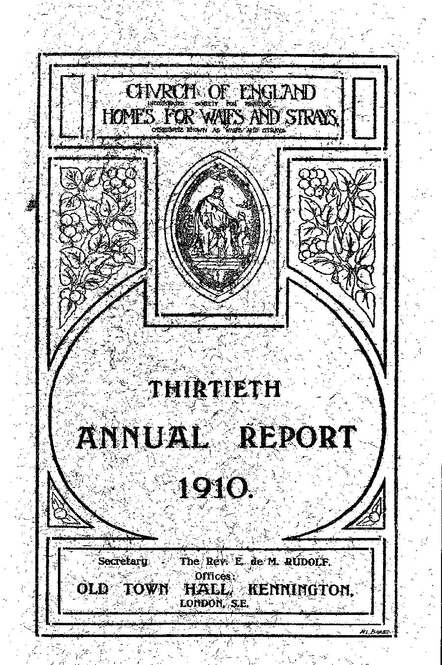 Annual Report 1910 - page 1