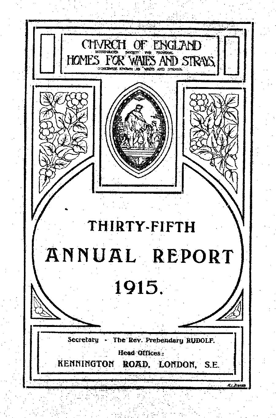 Annual Report 1915 - page 1