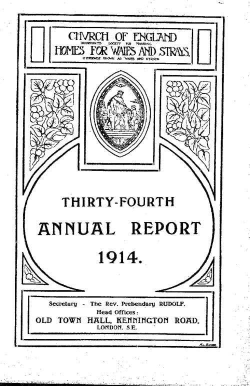 Annual Report 1914 - page 1