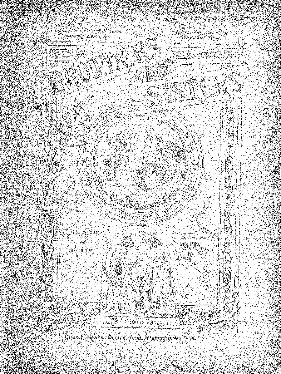 Brothers and Sisters April 1897 - page 1