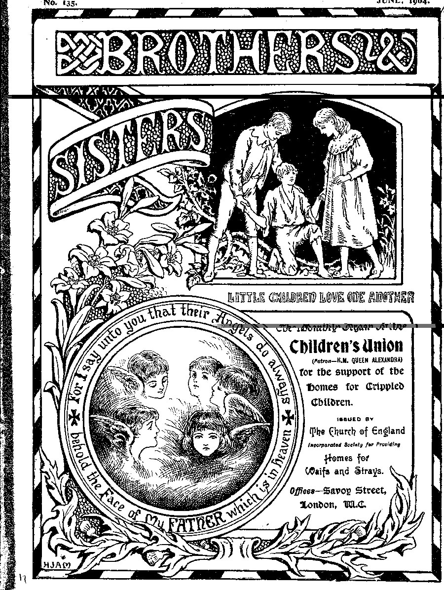 Brothers and Sisters June 1904 - page 1