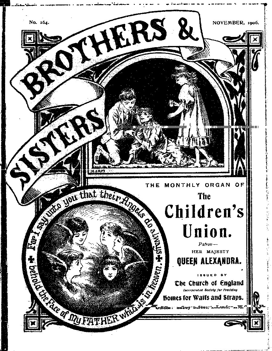 Brothers and Sisters November 1906 - page 1