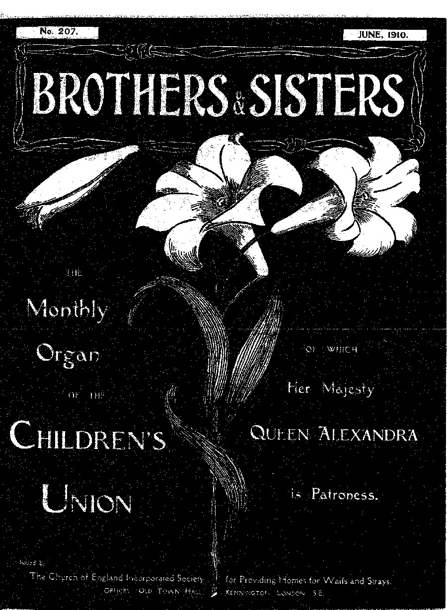 Brothers and Sisters June 1910 - page 1