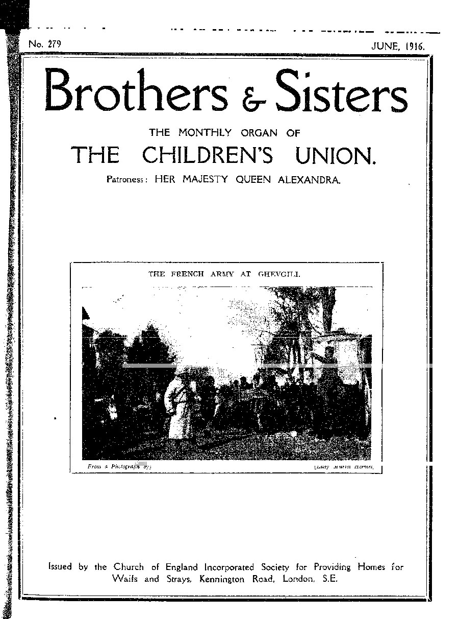 Brothers and Sisters June 1916 - page 1