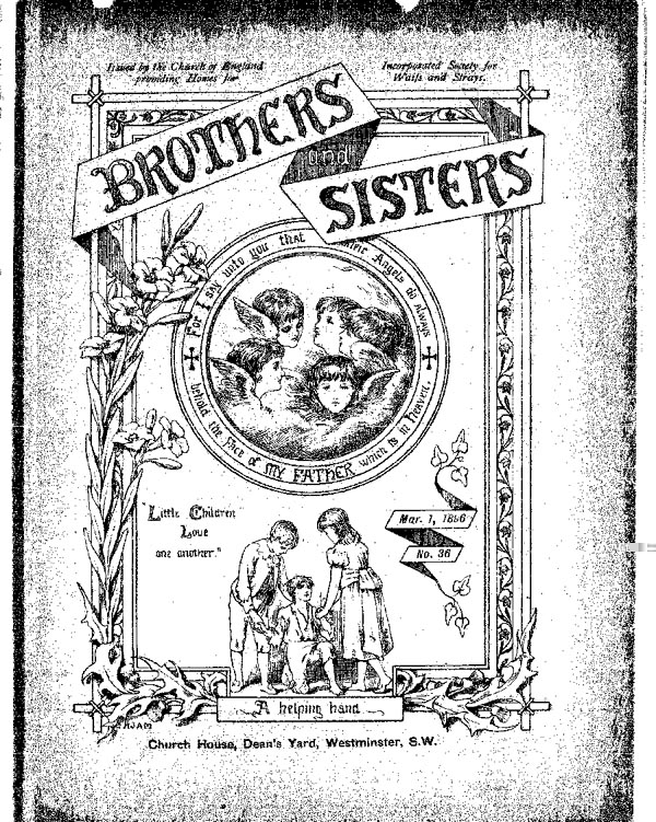 Brothers and Sisters March 1896 - page 1