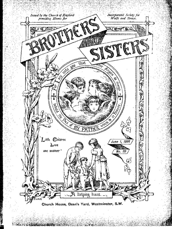 Brothers and Sisters June 1896 - page 1