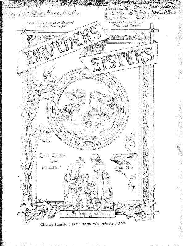 Brothers and Sisters June 1897 - page 1