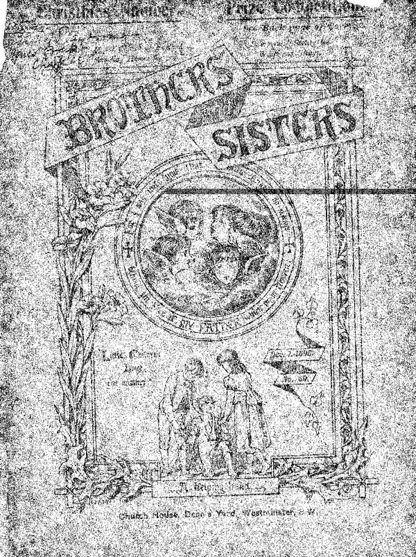 Brothers and Sisters December 1898 - page 1