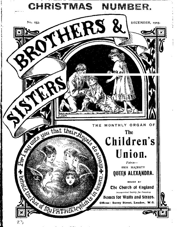 Brothers and Sisters December 1905 - page 1