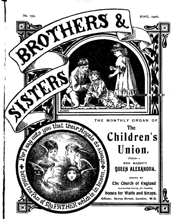 Brothers and Sisters June 1906 - page 1