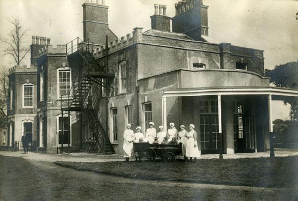 Hidden Lives Revealed Wick House Nursery Brislington