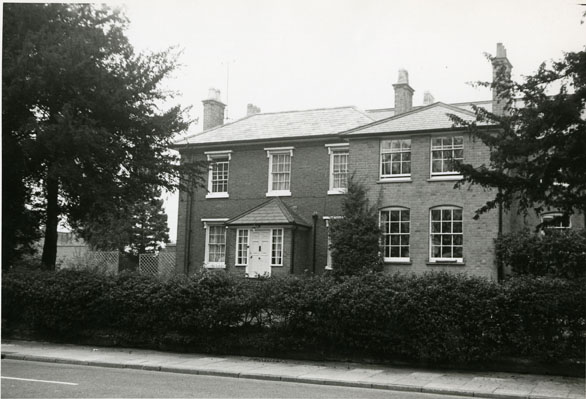 Amphlett House Home for Boys, Droitwich Spa