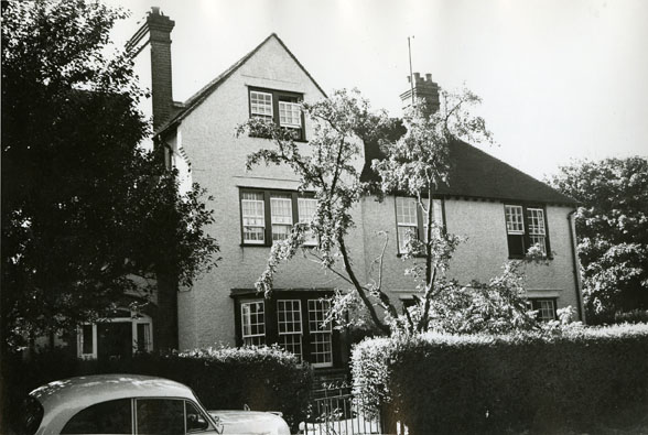 Photograph of St Monica's Home for Diabetic Children, Kingsdown