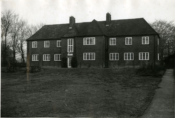 Photograph of Ryecroft Home, Worsley