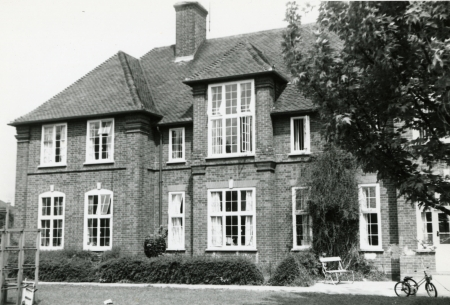 Photograph of Harvey Goodwin House, Cambridge