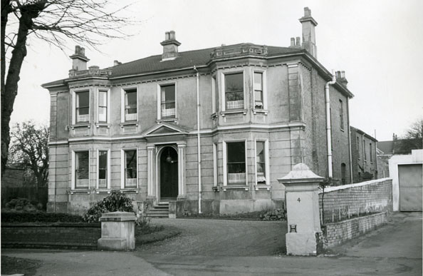 Photograph of St Anne's Home, Leamington Spa