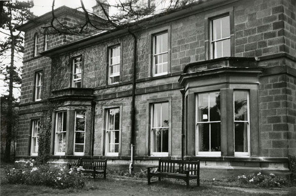 Photograph of Eaton Hill Home, Little Eaton